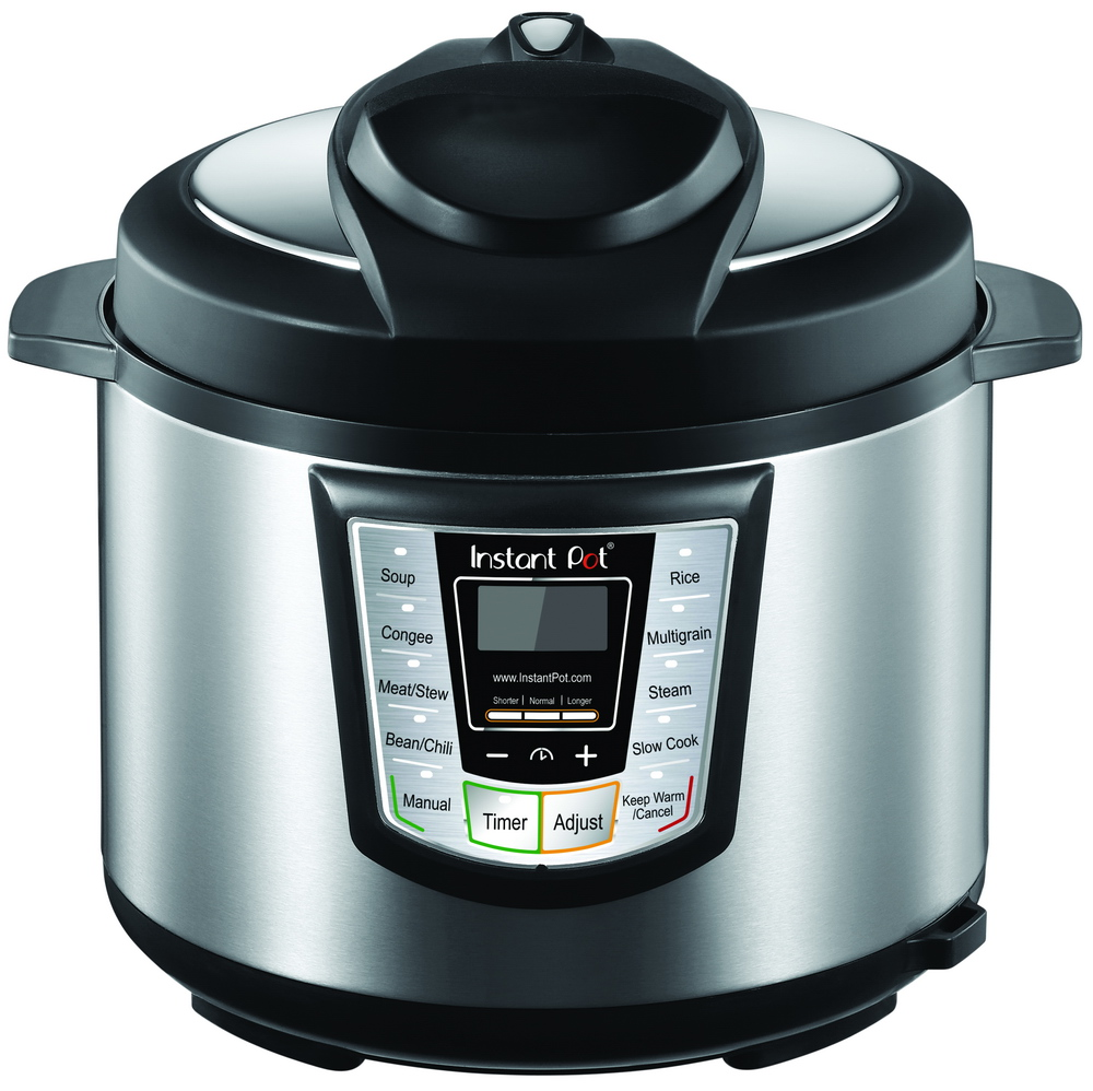 Instant Pot Pressure Cooker: Review & Giveaway