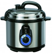 1st Generation Electric Pressure Cooker are Fitted with a Mechanical Timer