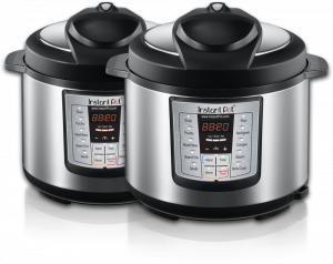two InstantPot IP LUX60 300x238 2012 Spring Electric Pressure Cooker Recipe Contest