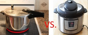 Stove top vs Electric Pressure Cooker 300x121 Leaking Steam Means Leaking Flavour