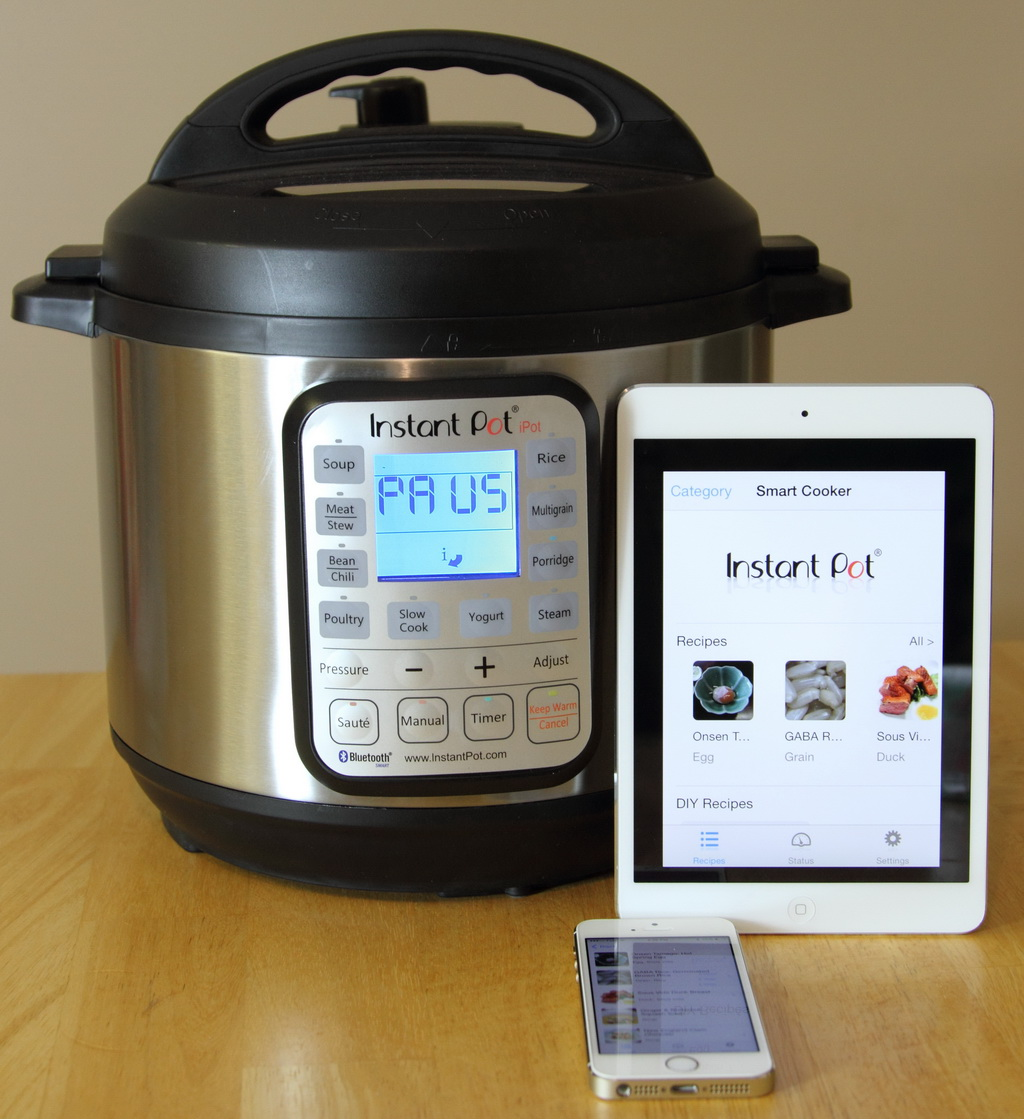 What Is The Ipot Made For Instant Pot