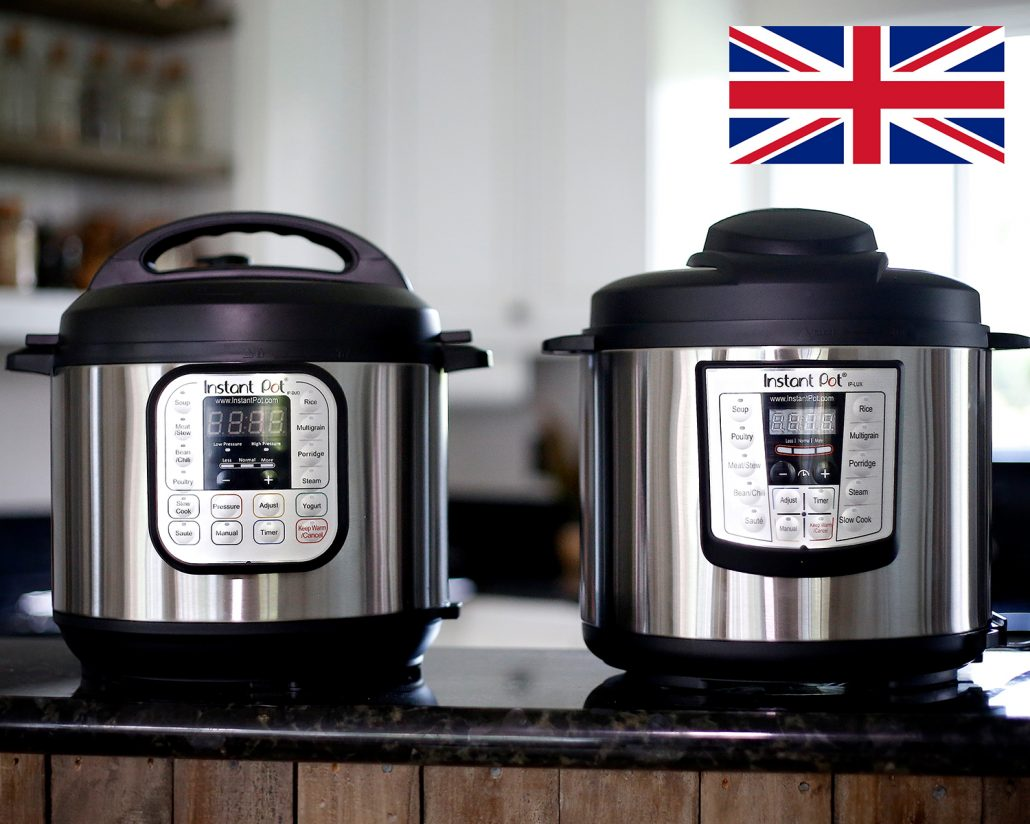 Instant Pot launched in UK - Instant Pot