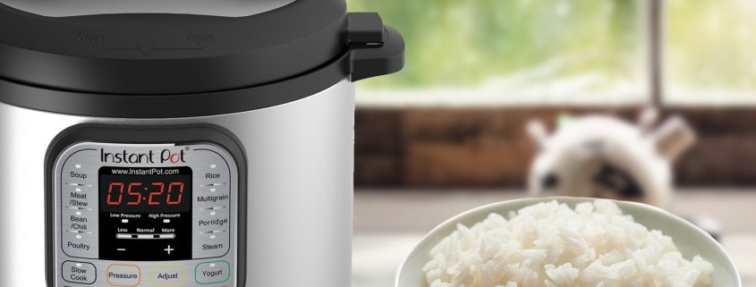 How To Cook Perfect Rice In An Electric Pressure Cooker Instant Pot