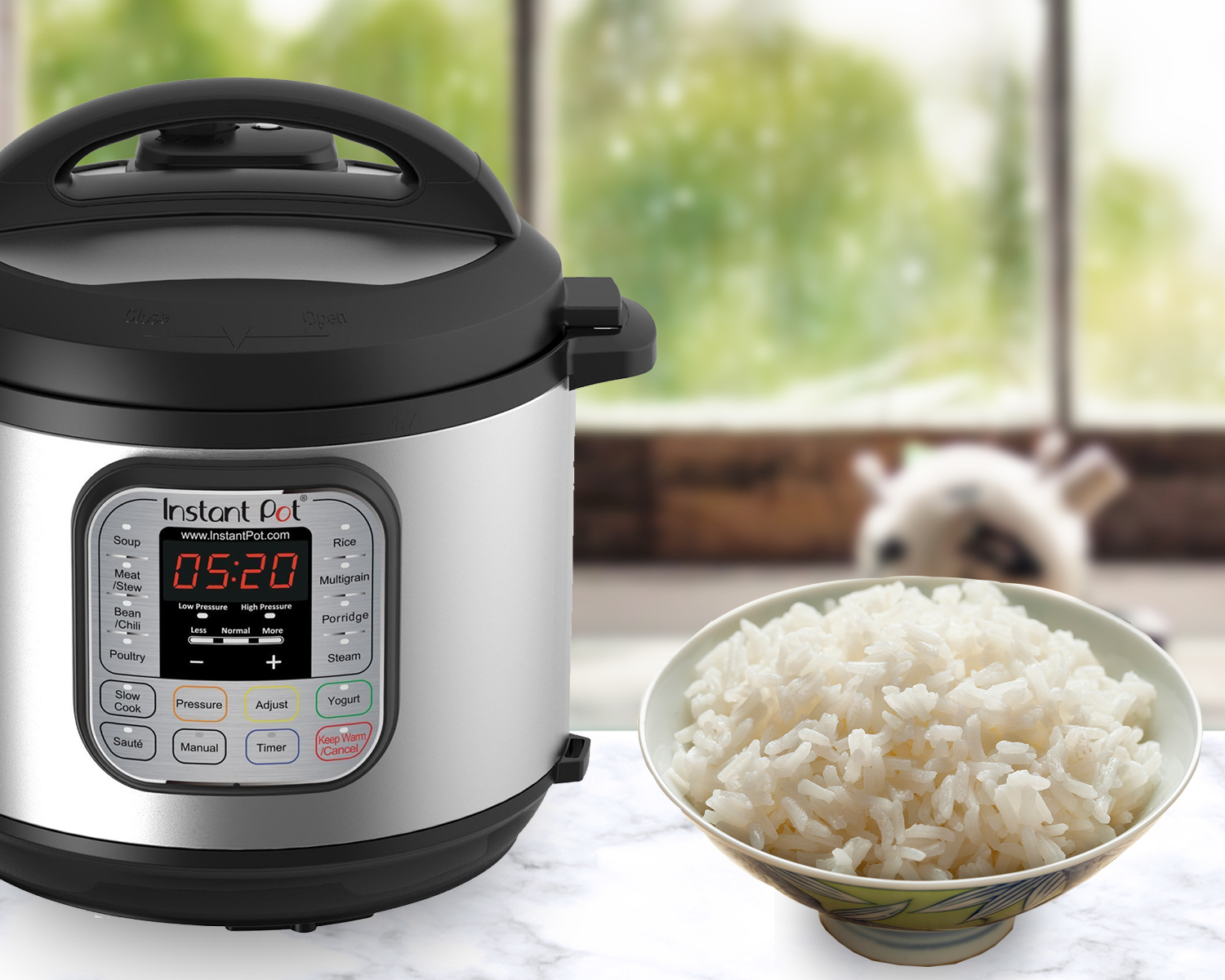 How To Cook Perfect Rice In An Electric Pressure Cooker