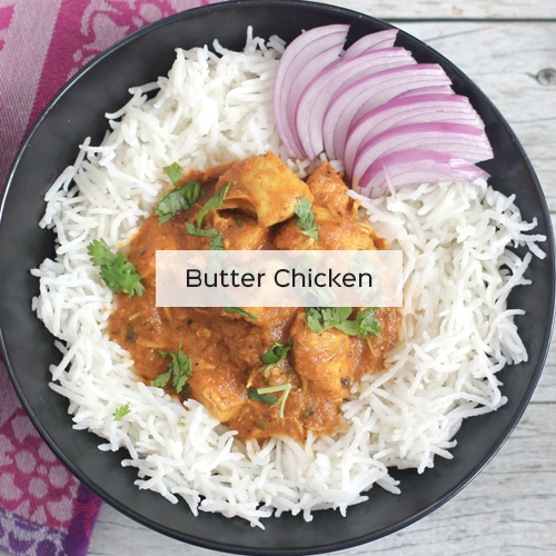 Instant pot recipes butter chicken