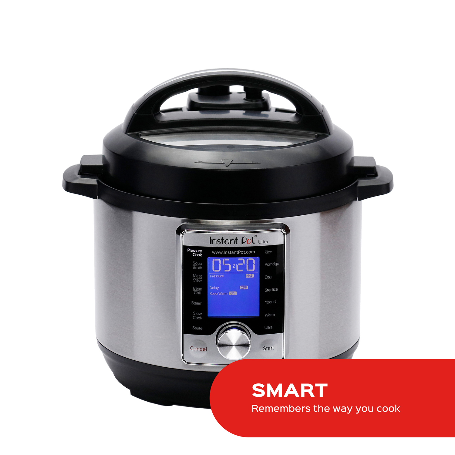 Ultra Mini 3 Quart - Instant Pot
