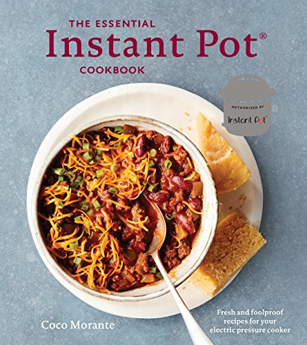 List of authorized and recommended books instant pot the essential instant pot cookbook forumfinder Image collections