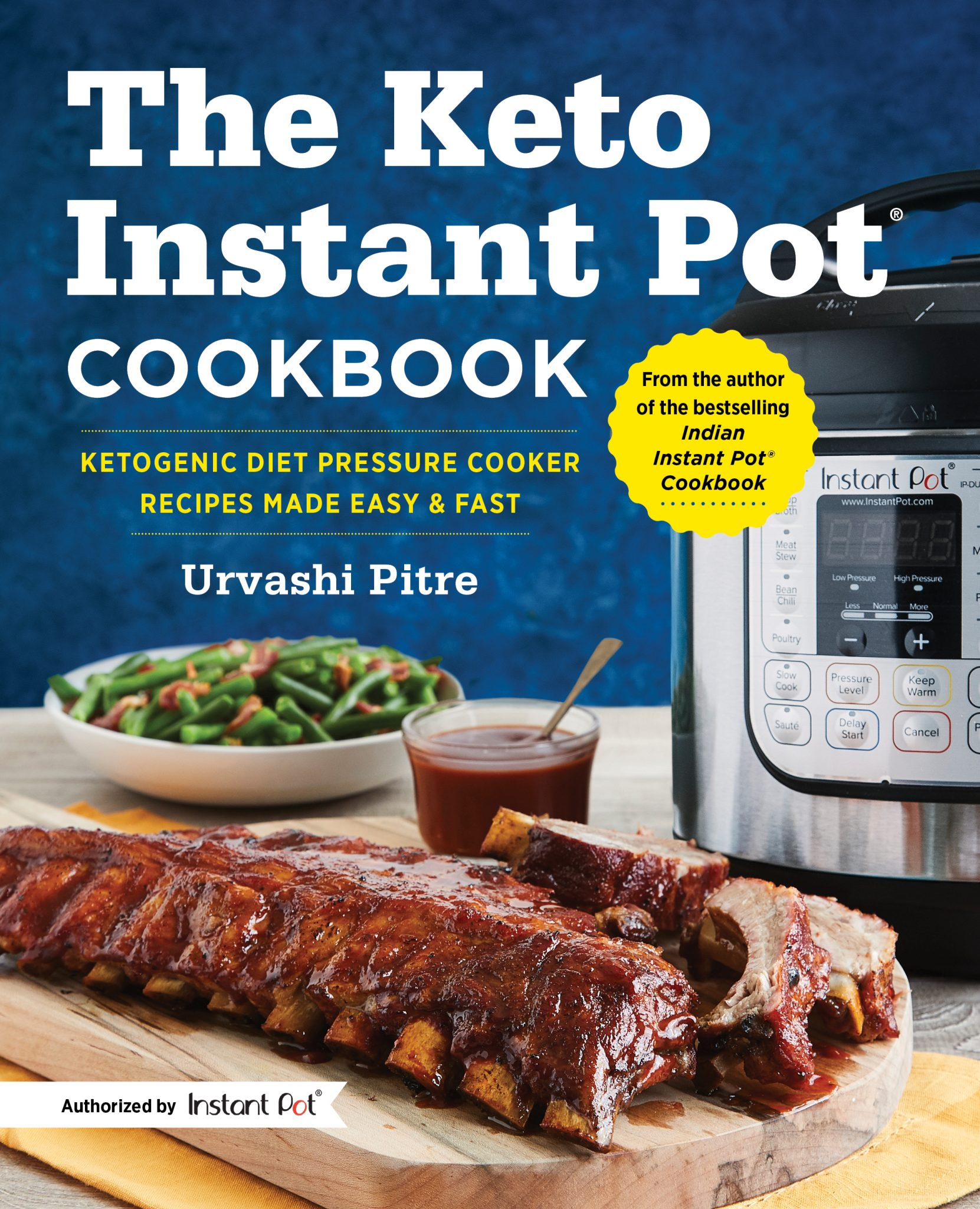 list of authorized and re mended books   instant pot