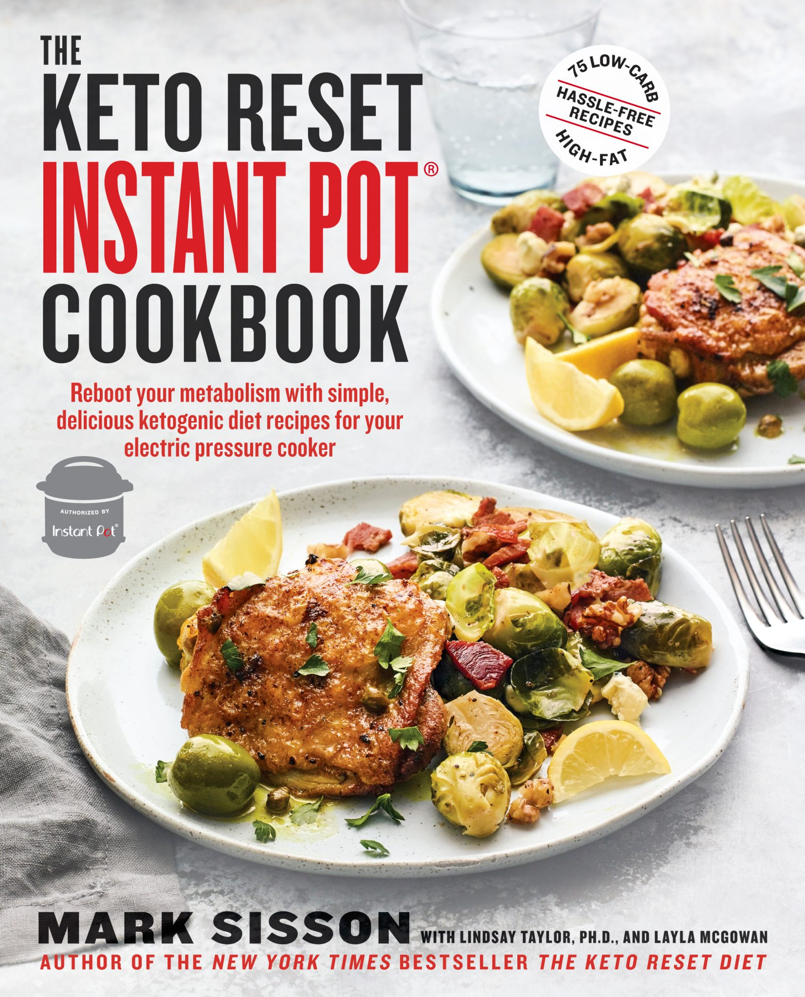 List of authorized and recommended books instant pot the forumfinder Image collections