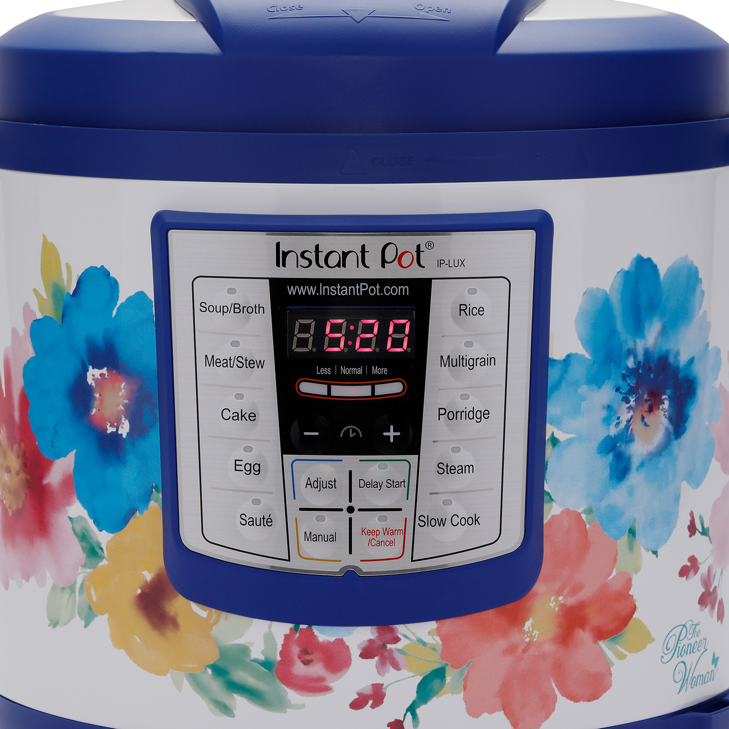 Pioneer Woman Lux Breezy Blossoms Instant Pot