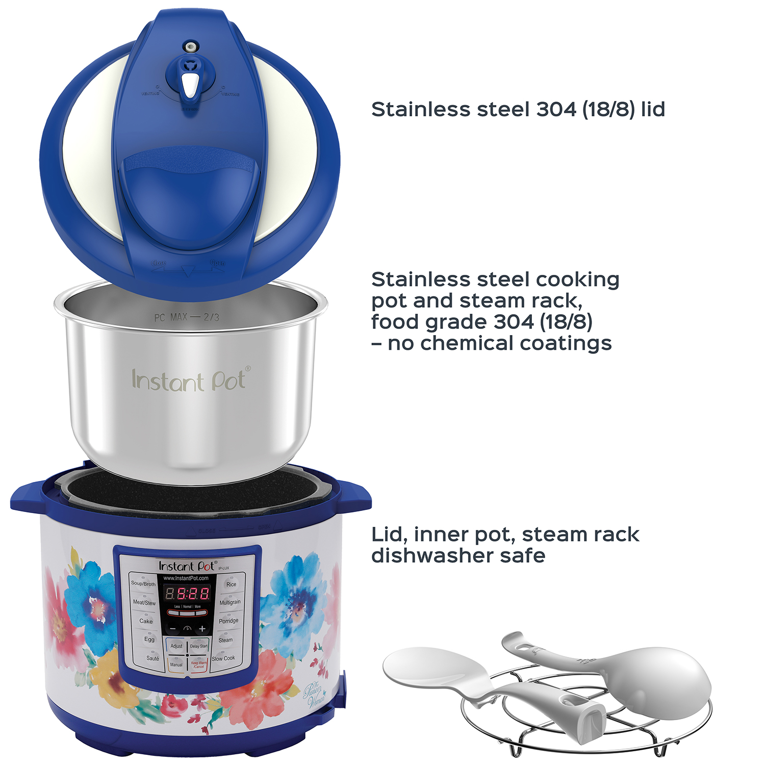 instant pot separated PW breezy blossoms