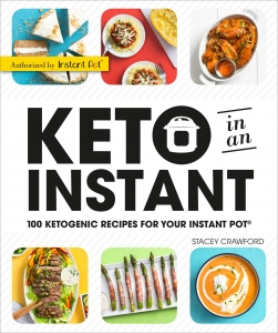 Keto in an Instant cover