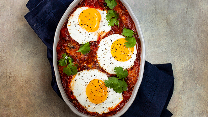 instant pot recipes shakshuka
