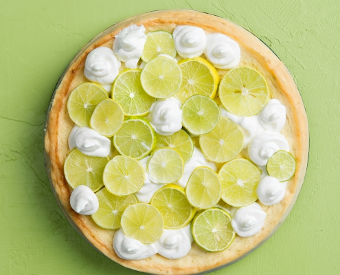 Instant pot recipes tangy key lime pie