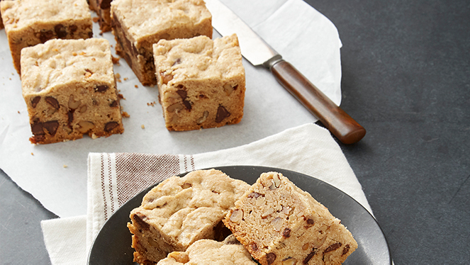 instant pot recipes blondies