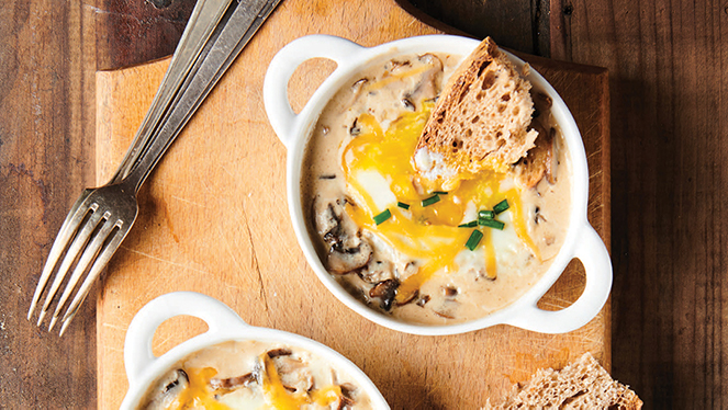 Instant pot recipes egg and cocotte