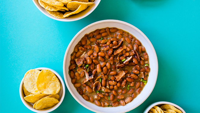 Instant Pot Recipes Frijoles Borrachos