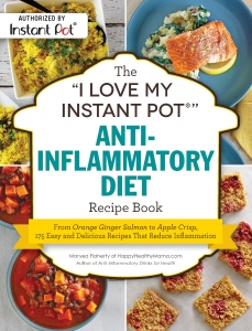 Anti inflammatory diet recipe book instant pot